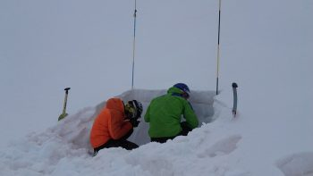 curso de especialista en nivología y avalanchas